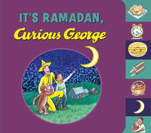 Load image into Gallery viewer, It's Ramadan, Curious George