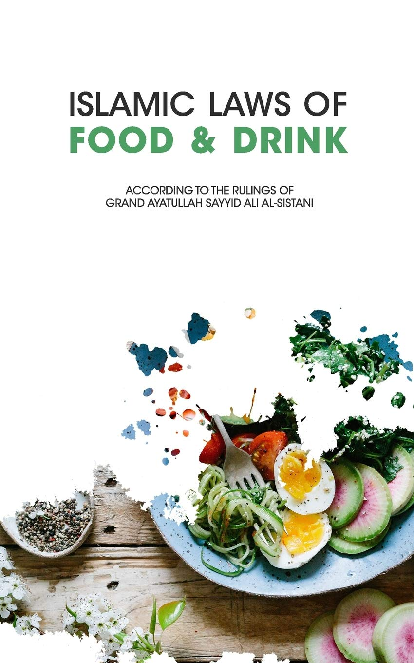 Islamic Laws of Food and Drink-al-Burāq