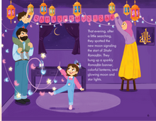 Load image into Gallery viewer, Hamza and Aliya Share the Ramadan Cheer-al-Burāq