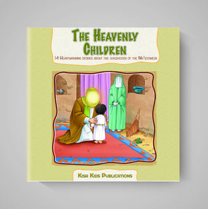 Heavenly Children - A 14-Book Series (Suggested Ages 7+)