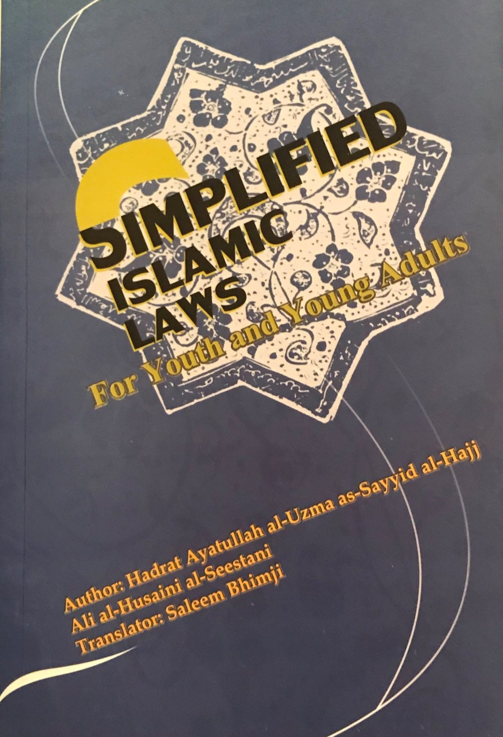 Simplified Islamic Laws