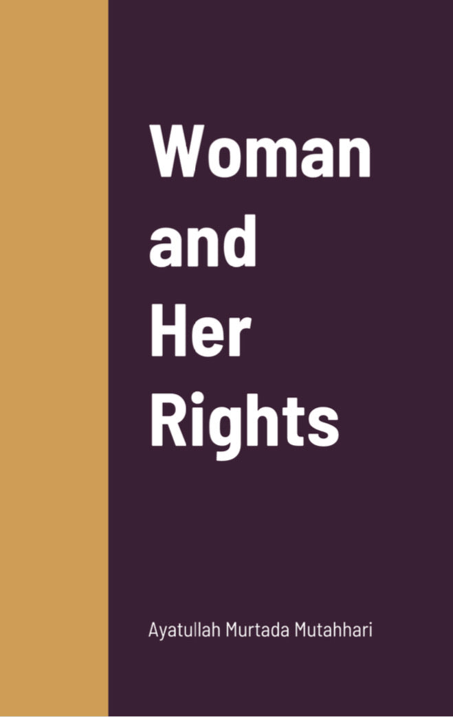 Woman and Her Rights-al-Burāq