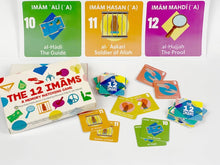 Load image into Gallery viewer, The 12 Imams - A Memory Matching Game