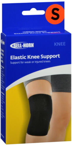 ELASTIC KNEE SUPPORT BLK S