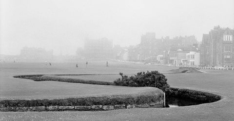 "Old Course, St. Andrews $144.00 (12"" x 26"")"