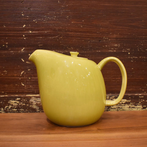 Chartreuse Curry Coffee Pot