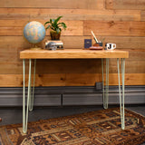 Butcher Block Standing Desk/Kitchen Island