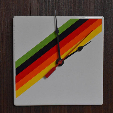 George Briard Tile Clocks