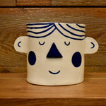 Face Pots - Good Girl Pottery