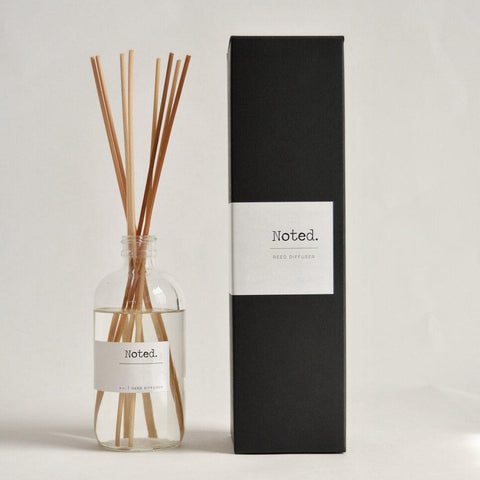 Noted 8oz Reed Diffuser