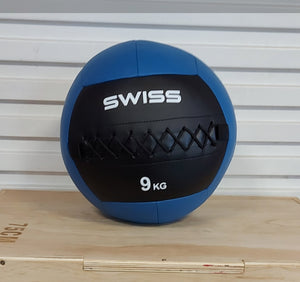 9kg Swiss Wall Ball