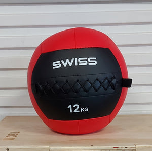 Swiss 12kg Wall Ball