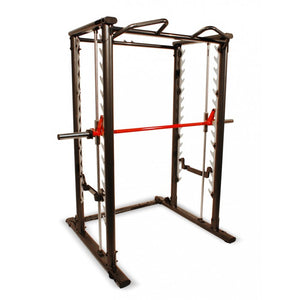 INSPIRE POWER RACK WITH SMITH MACHINE COMBINED