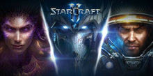 Load image into Gallery viewer, Starcraft II - The ultimate real-time strategy game - Free to play. - The Lord Of The Rings Games Video Game return of the king Video Game bfme2 rotwk Video Game war in the north lotr conquest