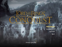 "Load image into Gallery viewer, LOTR Conquest ""PC Download"" - Compatible with Windows: 10, 8, 7, Vista, XP. - The Lord Of The Rings Games Video Game return of the king Video Game bfme2 rotwk Video Game war in the north lotr conquest"