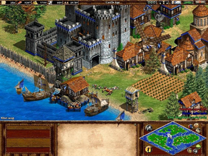 "Age Of Empires II: The Age Of Kings + The Conquerors Expansion - ""PC Download"" - Compatible with Windows 10, 8, 7, Vista, XP. - The Lord Of The Rings Games return of the king bfme2 rotwk war in the north lotr conquest"