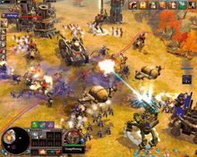 "Load image into Gallery viewer, Rise Of Nations: Rise Of Legends PC game ""PC Download"" - Compatible with Windows 10, 8, 7, Vista, XP. - The Lord Of The Rings Games return of the king bfme2 rotwk war in the north lotr conquest"
