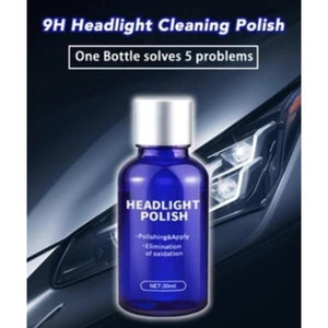 💥BUY 2 GET 3—9H headlight cleaning polish