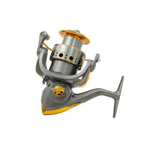 (Limited Time 40% Off) The Latest 13-Axis Full Metal Wire Cup In 2020, Fishing Reel
