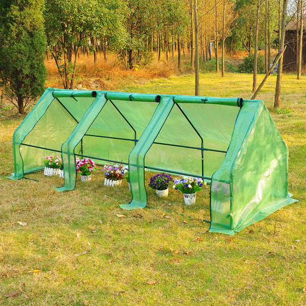 Dismountable Hydroponic Plant Growing Tent with Window - Eco Friendly Ecommerce Store