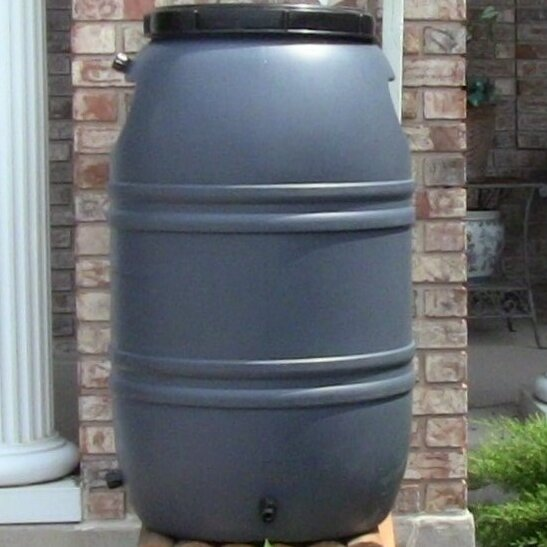 Diverter Rain Barrel - Eco Friendly Ecommerce Store