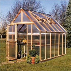 6 Ft. W x 12 Ft. D Greenhouse - Eco Friendly Ecommerce Store