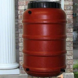 50 Gallon Rain Barrel - Eco Friendly Ecommerce Store