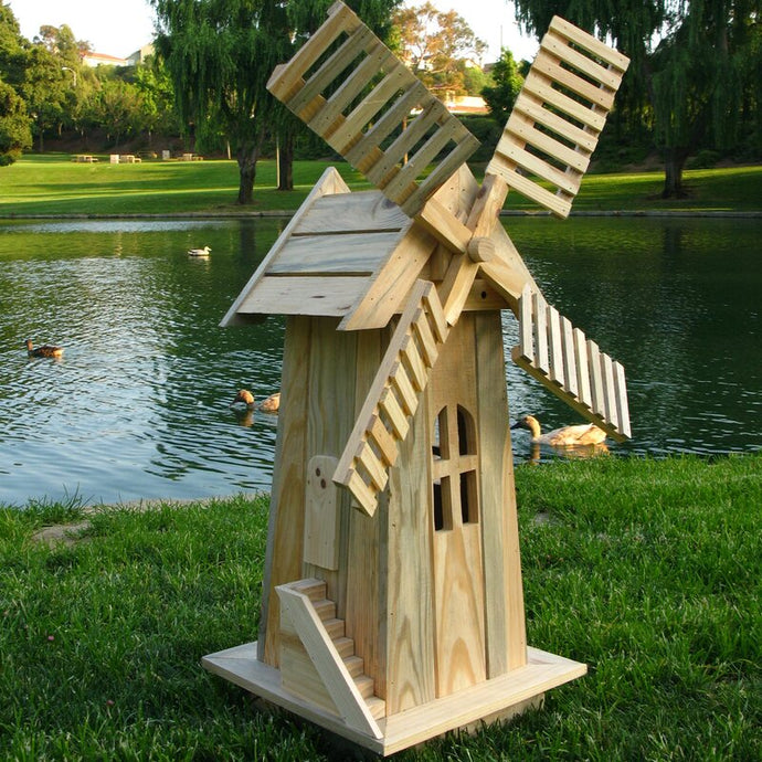 Lawn Windmill - Eco Friendly Ecommerce Store