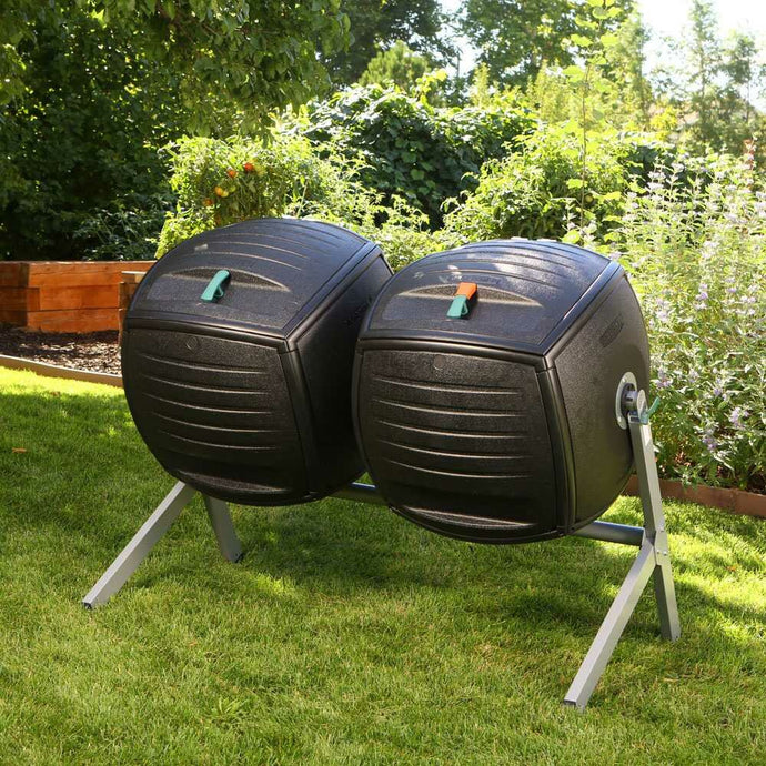 55 Gal. Tumbler Composter - Eco Friendly Ecommerce Store