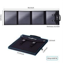 Load image into Gallery viewer, Rockpals 60W Foldable Solar Panel - Eco Friendly Ecommerce Store