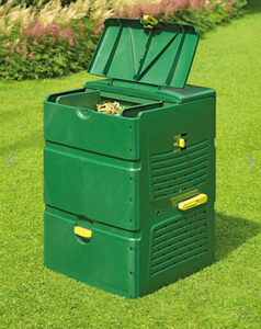 Aeroplus 3-Stage Compost Bin - 21 Cubic Feet - Eco Friendly Ecommerce Store
