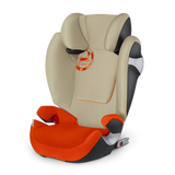 【包邮团购】 Cybex Solution M Fix儿童汽车安全座椅金秋桔 - Cybex Solution M Fix Kinderautositz Autumn Gold
