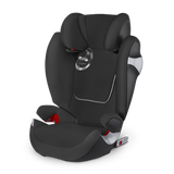 【包邮团购】 Cybex Solution M Fix儿童汽车安全座椅炫酷黑 - Cybex Solution M Fix Kinderautositz Happy Black