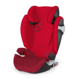 【包邮团购】 Cybex Solution M Fix儿童汽车安全座椅火星红- Cybex Solution M Fix Kinderautositz Mars Red