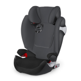 【包邮团购】 Cybex Solution M Fix儿童汽车安全座椅幻影灰 - Cybex Solution M Fix Kinderautositz Phantom Grey