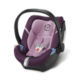 【包邮团购】Cybex Aton 4婴儿安全提篮公主粉- Cybex Babyschale Aton 4 Grape Princess Pink