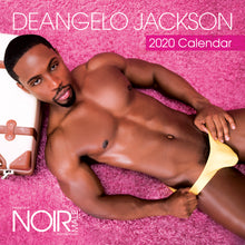 Load image into Gallery viewer, DeAngelo Jackson 2020 Calendar