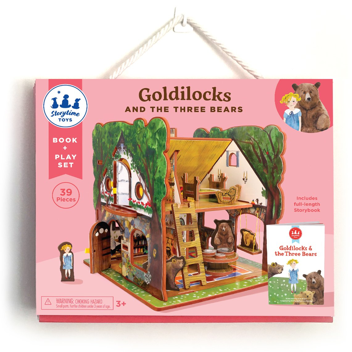 Storytime Toys Goldilocks and the Three Bears