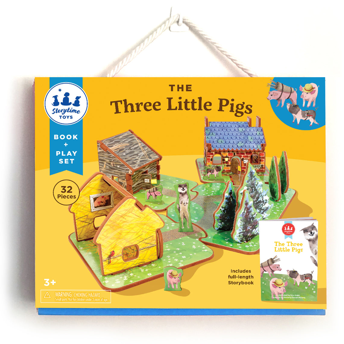 The Three Little Pigs (3 Pack)