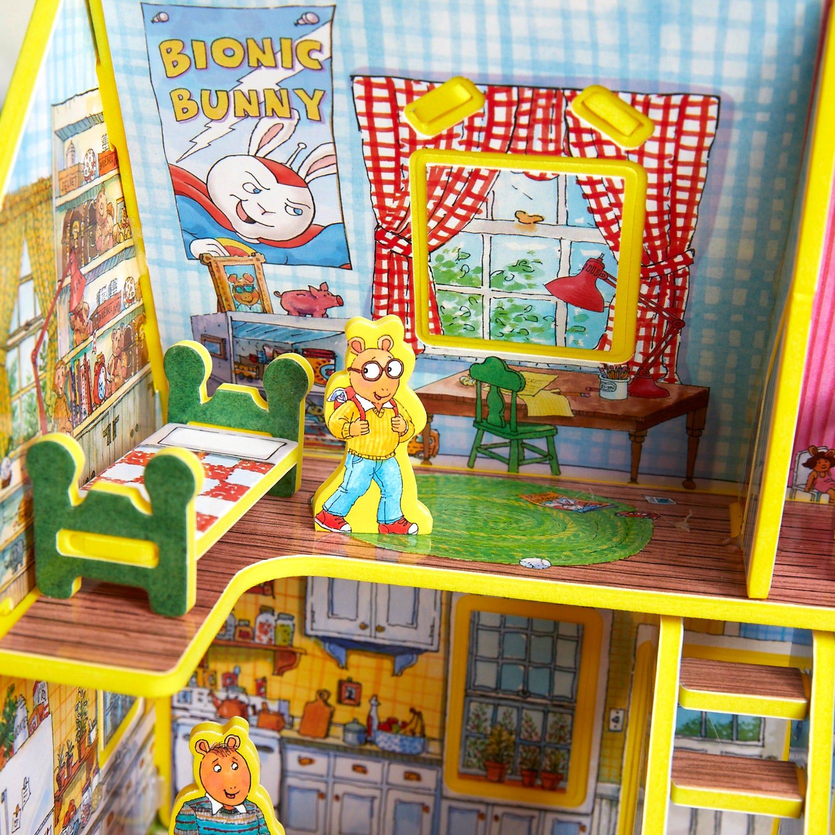Arthur Toy House