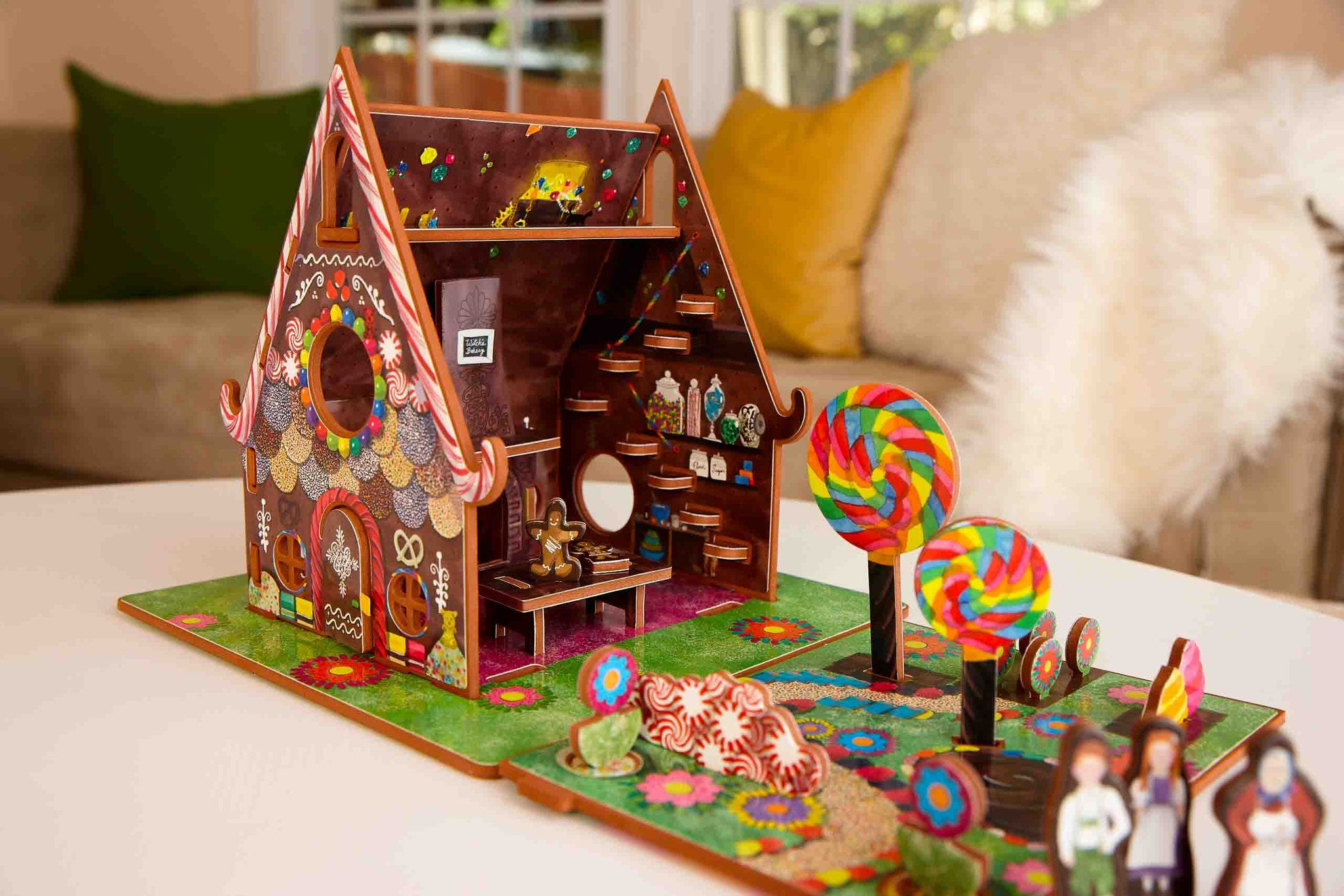 #2203 Hansel and Gretel Book & Play Set - WHOLESALE Case of 3