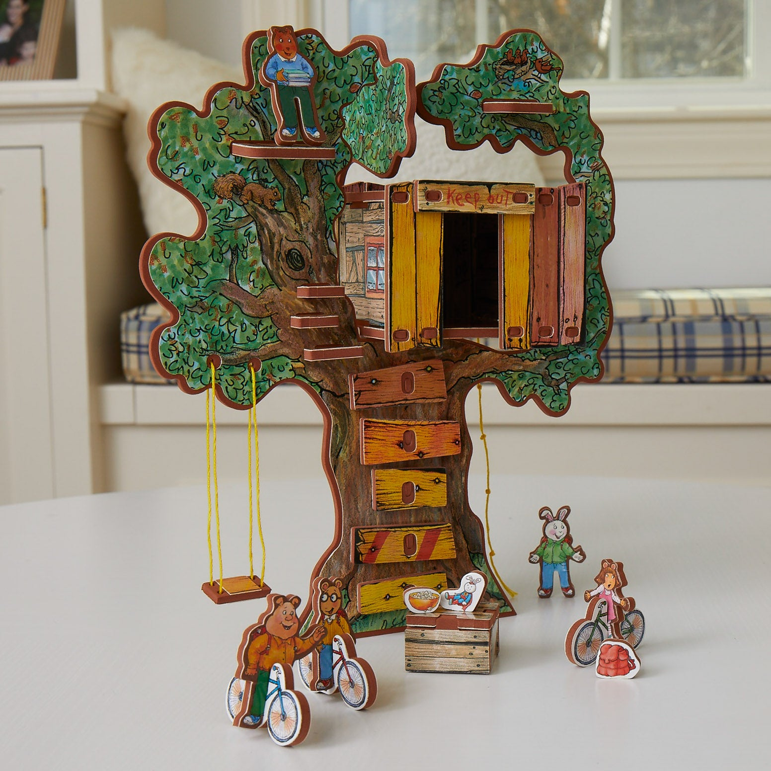 Arthur's Tree House (3 Pack)