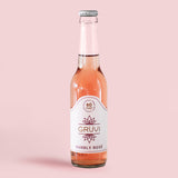 BUBBLY ROSE, NON ALCOHOLIC, GET GRUVI