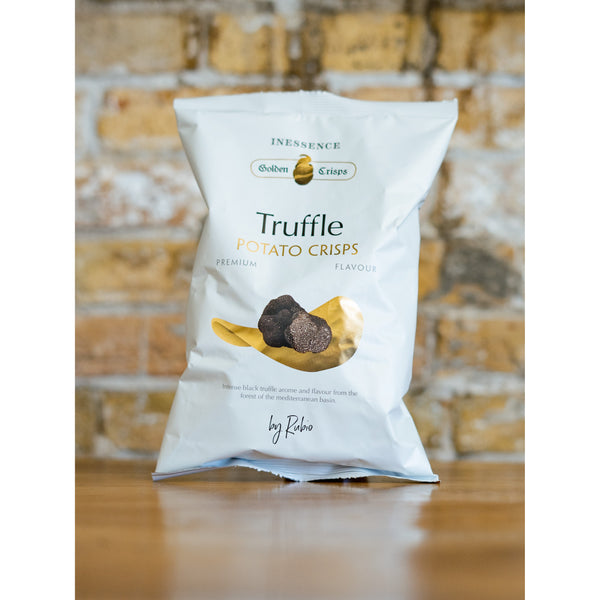 BLACK TRUFFLE CHIPS, INESSENCE