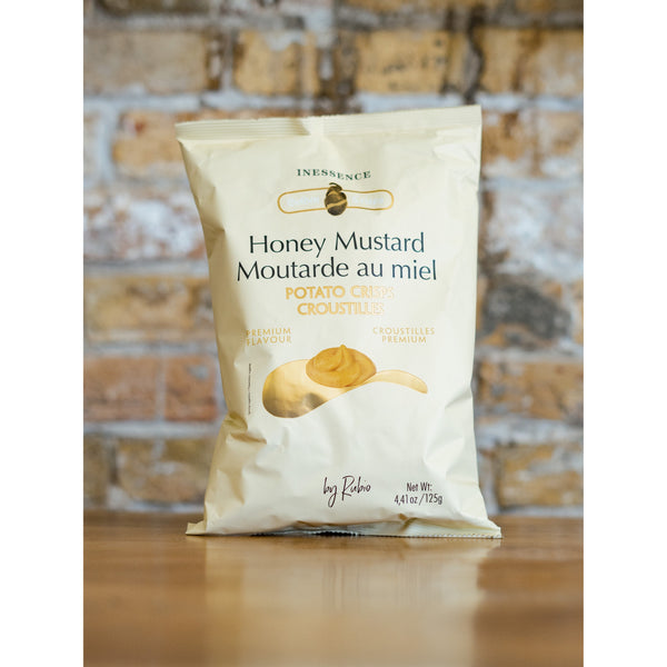HONEY MUSTARD FLAVOURED CHIPS, INESSENCE