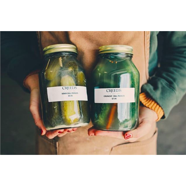 PICKLES, SOUR DILL