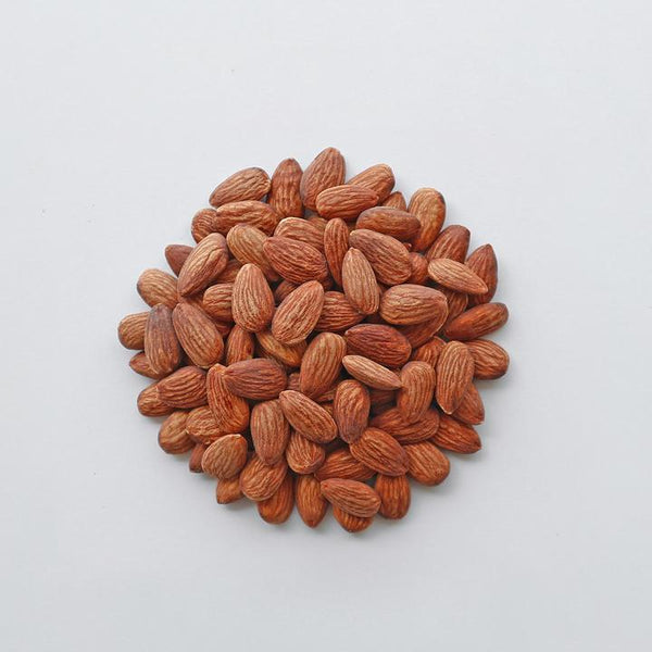 ALMONDS PLAIN ROASTED - 250g