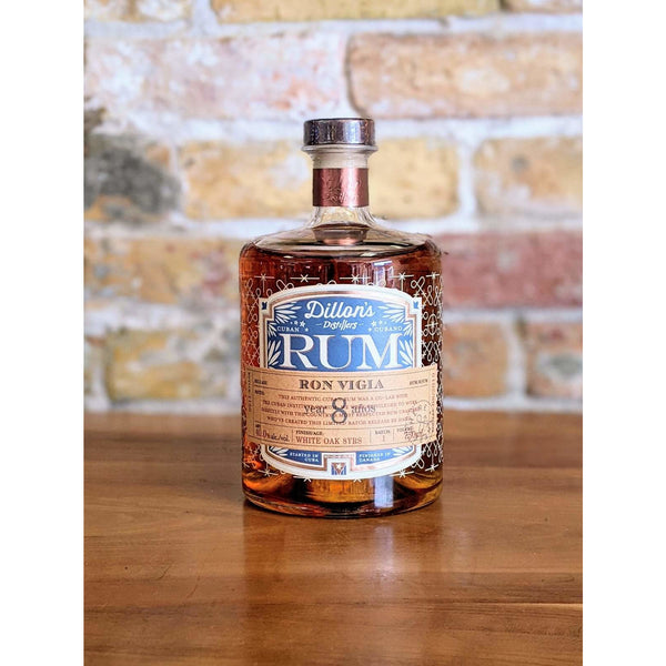 RUM, 8 YEAR OLD, DILLON'S