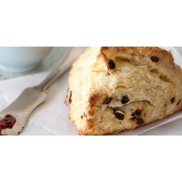 SCONE, FRESH BAKED DAILY