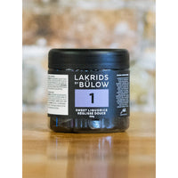 1 - THE SWEET, LAKRIDS BY BULOW